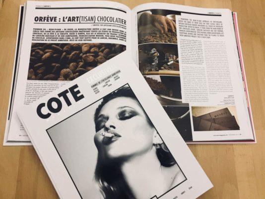 Article Côte Magazine