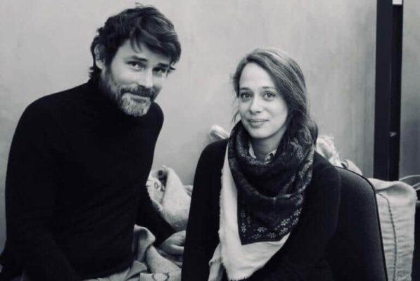François-Xavier Mousin et Caroline Buechler