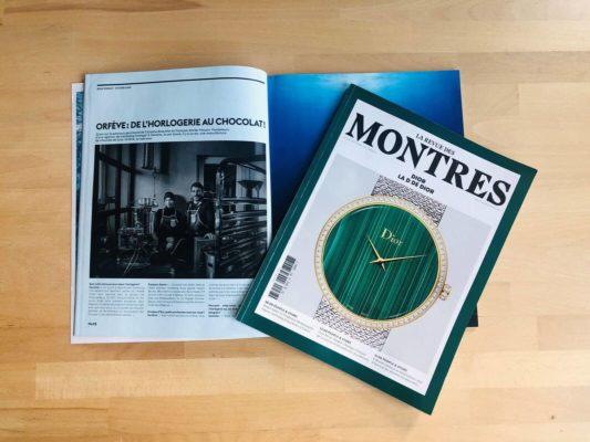 Article La Revue des Montres