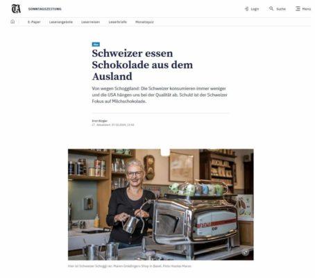Article SonntagsZeitung