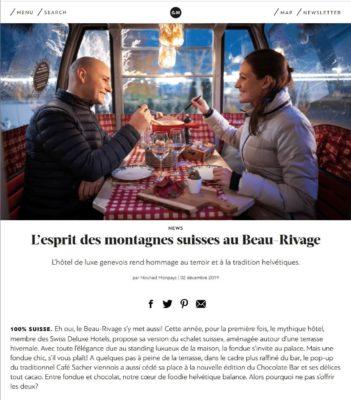 Article Gault&Millau