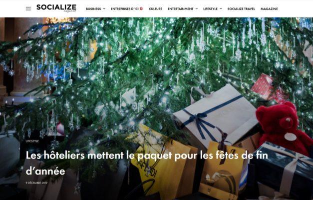 Article Socialize Magazine